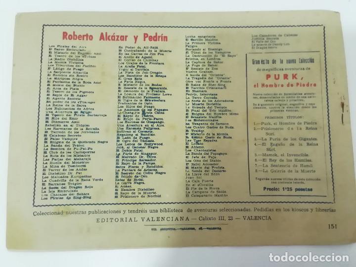 Tebeos: ROBERTO ALCÁZAR Y PEDRÍN - LOTE DE 50 NÚMEROS - VER Fotos Incluye num. 3 y 4. Números bajos - Foto 94 - 218467538