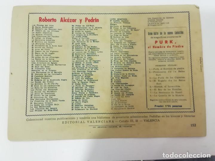Tebeos: ROBERTO ALCÁZAR Y PEDRÍN - LOTE DE 50 NÚMEROS - VER Fotos Incluye num. 3 y 4. Números bajos - Foto 96 - 218467538