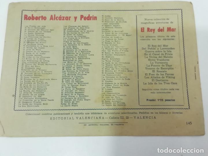 Tebeos: ROBERTO ALCÁZAR Y PEDRÍN - LOTE DE 50 NÚMEROS - VER Fotos Incluye num. 3 y 4. Números bajos - Foto 98 - 218467538
