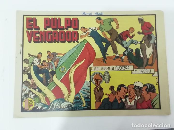 Tebeos: ROBERTO ALCÁZAR Y PEDRÍN - LOTE DE 50 NÚMEROS - VER Fotos Incluye num. 3 y 4. Números bajos - Foto 99 - 218467538