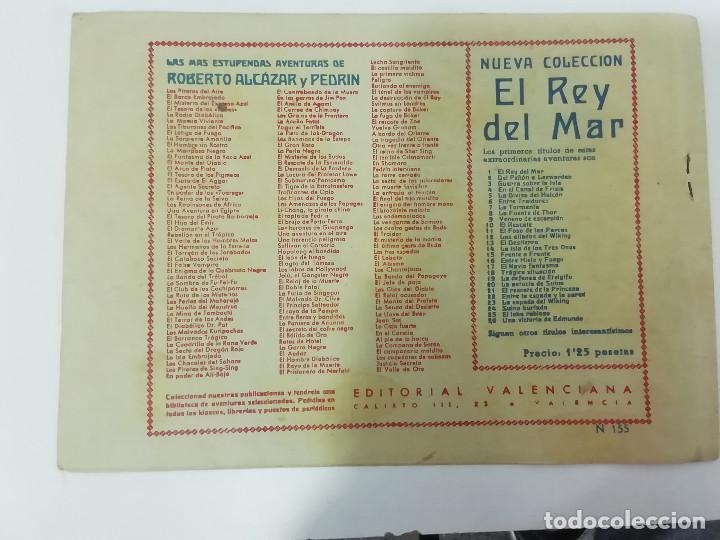 Tebeos: ROBERTO ALCÁZAR Y PEDRÍN - LOTE DE 50 NÚMEROS - VER Fotos Incluye num. 3 y 4. Números bajos - Foto 100 - 218467538