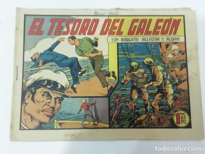 Tebeos: ROBERTO ALCÁZAR Y PEDRÍN - LOTE DE 50 NÚMEROS - VER Fotos Incluye num. 3 y 4. Números bajos - Foto 101 - 218467538