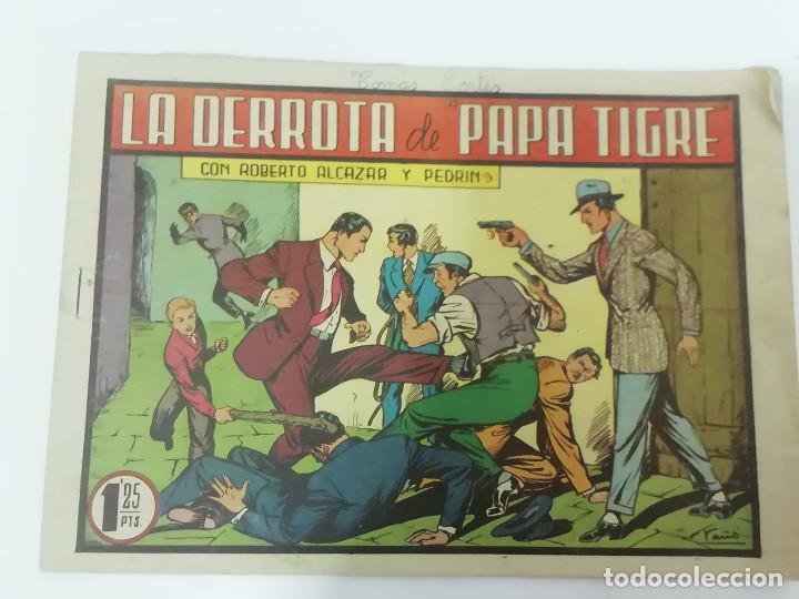 Tebeos: ROBERTO ALCÁZAR Y PEDRÍN - LOTE DE 50 NÚMEROS - VER Fotos Incluye num. 3 y 4. Números bajos - Foto 103 - 218467538