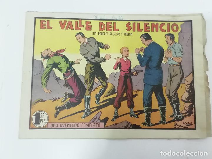 Tebeos: ROBERTO ALCÁZAR Y PEDRÍN - LOTE DE 50 NÚMEROS - VER Fotos Incluye num. 3 y 4. Números bajos - Foto 105 - 218467538