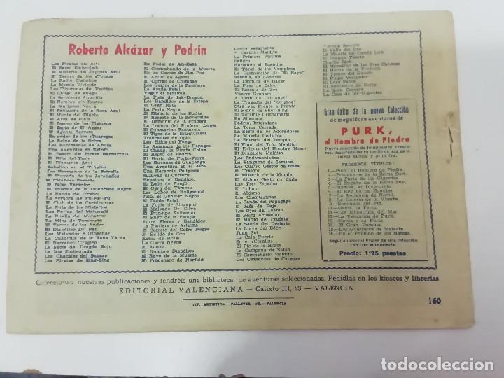Tebeos: ROBERTO ALCÁZAR Y PEDRÍN - LOTE DE 50 NÚMEROS - VER Fotos Incluye num. 3 y 4. Números bajos - Foto 108 - 218467538