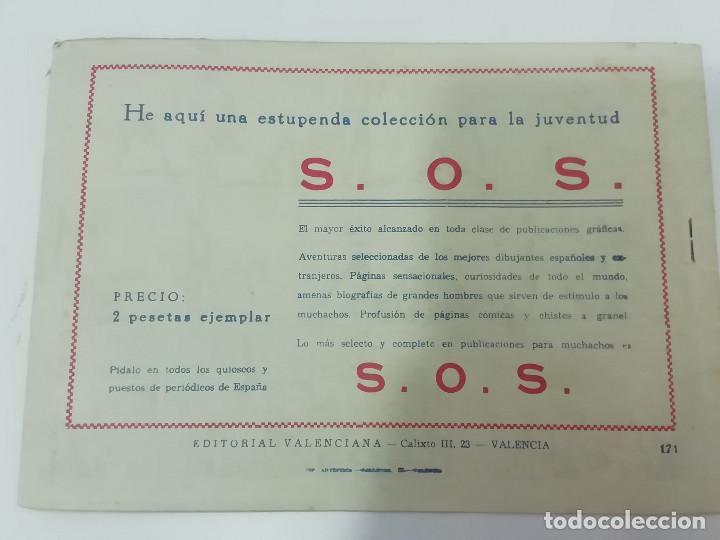 Tebeos: ROBERTO ALCÁZAR Y PEDRÍN - LOTE DE 50 NÚMEROS - VER Fotos Incluye num. 3 y 4. Números bajos - Foto 110 - 218467538
