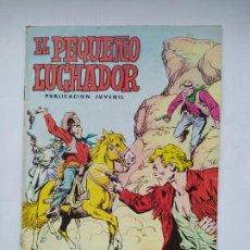 Tebeos: EL PEQUEÑO LUCHADOR. - Nº 15 LOS DOS HÉROES - EDITORIAL VALENCIANA. TDKC76. Lote 218525202