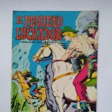 Tebeos: EL PEQUEÑO LUCHADOR. Nº 58: EL JINETE MISTERIOSO. EDITORIAL VALENCIANA. TDKC76. Lote 218527575