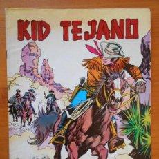 Tebeos: KID TEJANO Nº 5 - FUERA DE LA LEY - COLOSOS DEL COMIC Nº 55 (H1). Lote 218662603