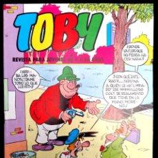Tebeos: TOBY - Nº 23 - ÚLTIMO DE LA COLECCIÓN - VALENCIANA 1983 ''MUY BUEN ESTADO''. Lote 218667778