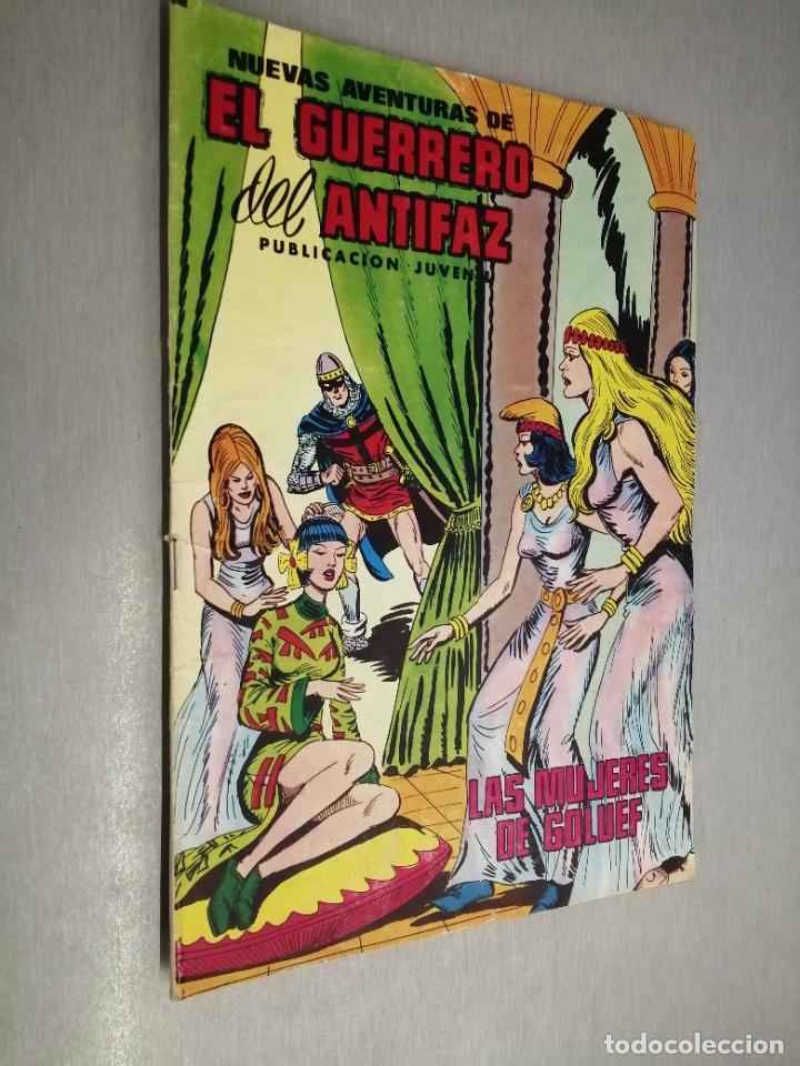 NUEVAS AVENTURAS DEL GUERRERO DEL ANTIFAZ Nº 71 / VALENCIANA (Tebeos y Comics - Valenciana - Guerrero del Antifaz)