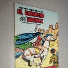 Tebeos: NUEVAS AVENTURAS DEL GUERRERO DEL ANTIFAZ Nº 76 / VALENCIANA. Lote 218824861