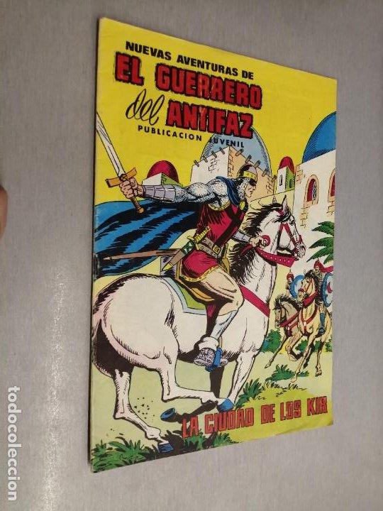 NUEVAS AVENTURAS DEL GUERRERO DEL ANTIFAZ Nº 96 / VALENCIANA (Tebeos y Comics - Valenciana - Guerrero del Antifaz)