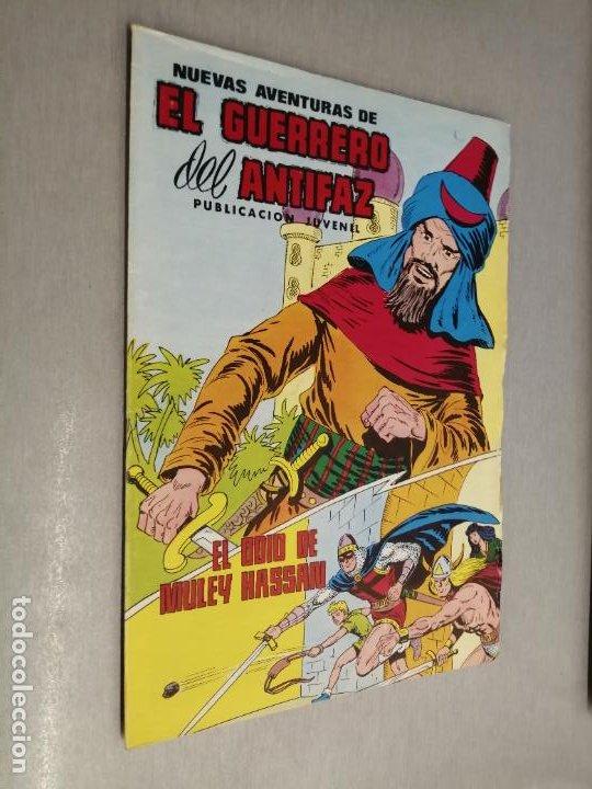 NUEVAS AVENTURAS DEL GUERRERO DEL ANTIFAZ Nº 104 / VALENCIANA (Tebeos y Comics - Valenciana - Guerrero del Antifaz)