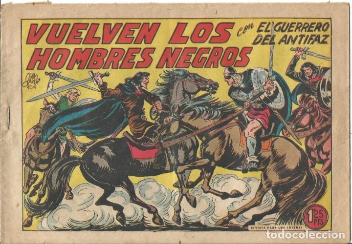 TEBEO EL GUERRERO DEL ANTIFAZ EDITORIAL VALENCIANA Nº 299 (Tebeos y Comics - Valenciana - Guerrero del Antifaz)
