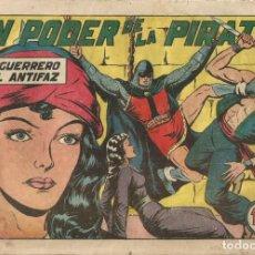 Tebeos: TEBEO EL GUERRERO DEL ANTIFAZ EDITORIAL VALENCIANA Nº 142. Lote 218864427
