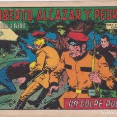 Tebeos: ROBERTO ALCAZAR Y PEDRIN: NUMERO 1028 UN GOLPE AUDAZ , EDITORIAL VALENCIANA. Lote 218904837