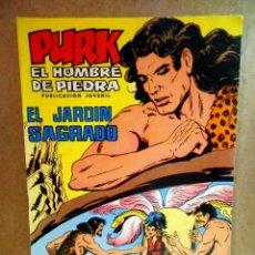 Tebeos: PURK EL HOMBRE DE PIEDRA Nº 38 : EL JARDÍN SAGRADO. Lote 219119340