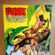 Tebeos: PURK EL HOMBRE DE PIEDRA Nº 37 : EL TRONO DEL TERROR. Lote 219119505