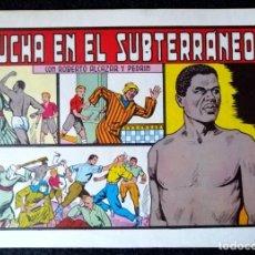 Tebeos: ROBERTO ALCAZAR Y PEDRÍN Nº 142 - EDITORIAL VALENCIANA 1984 ''MUY BUEN ESTADO''. Lote 219182103