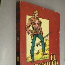 Tebeos: EL PEQUEÑO LUCHADOR / TOMO 3: NÚMEROS 21 A 30 / VALENCIANA 1977. Lote 219204627