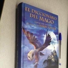 Tebeos: EL DICCIONARIO DEL MAGO / ALAN ZOLA KRONZEK Y ELIZABETH KRONZEK / EDICIONES B 1ª EDICIÓN 2001. Lote 219207982