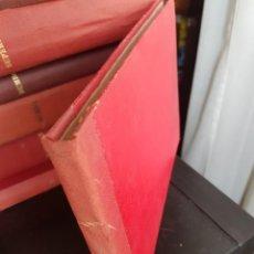 Tebeos: LOTE 15 TEBEOS/CÓMIC TOMO ORIGINAL EL GUERRERO DEL ANTIFAZ VALENCIANA 1952 (2) N 162 A 236 ENCUADERN. Lote 219251215