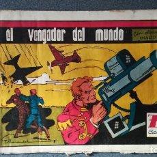Tebeos: EL VENGADOR DEL MUNDO. UN DESAFÍO INAUDITO Nº 2. Lote 219322812