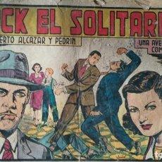 Tebeos: ROBERTO ALCAZAR Y PEDRIN JACK EL SOLITARIO. Lote 219326447