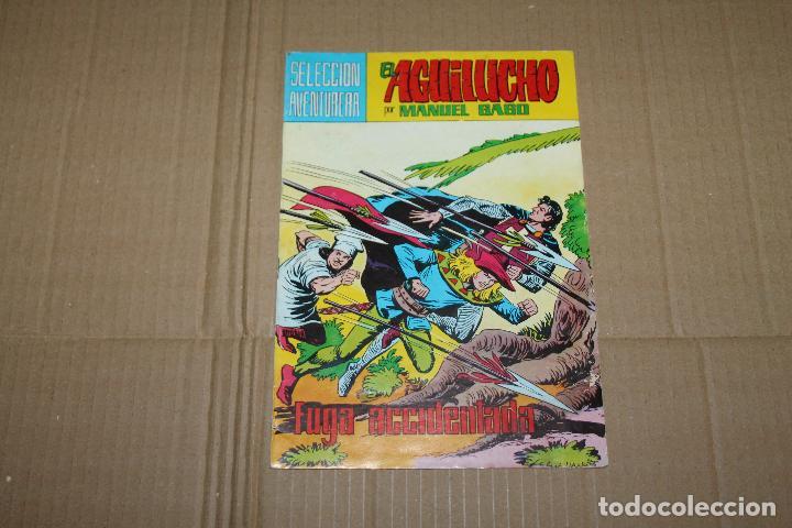 EL AGUILUCHO Nº 35, SELECCIÓN AVENTURERA, VALENCIANA COLOR (Tebeos y Comics - Valenciana - Selección Aventurera)