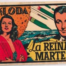 Tebeos: KLODA. LA REINA DE MARTE - EDIT. VALENCIANA. Lote 219392396