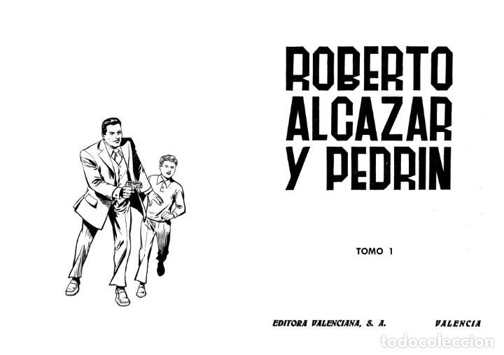 Tebeos: TAPAS PARA ENCUADERNAR ROBERTO ALCÁZAR Y PEDRIN. LOTE DE 14 (12+2) (Vañó) Valenciana, 1976. OFRT - Foto 8 - 219461625