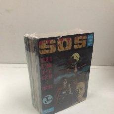 Livros de Banda Desenhada: REVISTA SOS 1975 COLECCION COMPLETA 29 NUMEROS. Lote 219520246