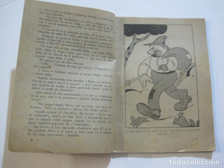 Tebeos: AVENTURAS DE BOLIN Y SU PERRO PATACHIN-BOLITA Y TRAGANIÑOS-EDITORIAL VALENCIANA-VER FOTOS-(K-581) - Foto 6 - 219555340