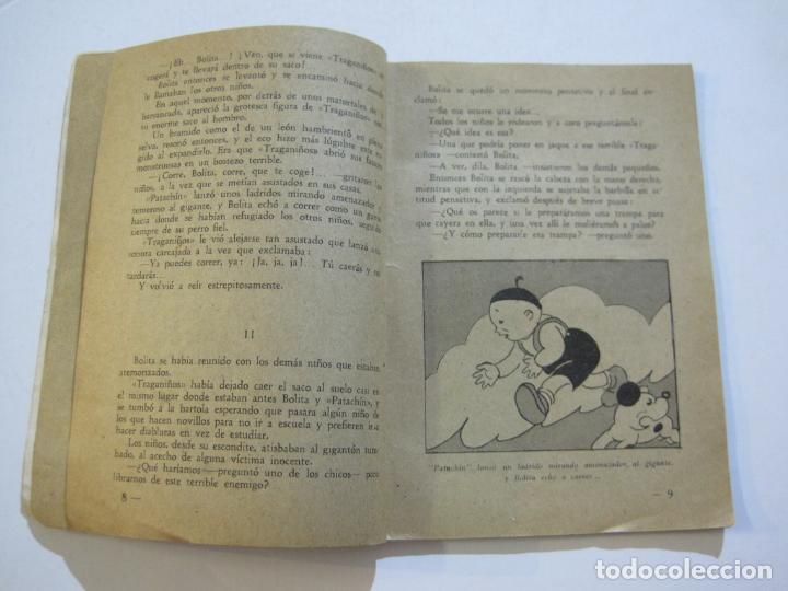 Tebeos: AVENTURAS DE BOLIN Y SU PERRO PATACHIN-BOLITA Y TRAGANIÑOS-EDITORIAL VALENCIANA-VER FOTOS-(K-581) - Foto 7 - 219555340