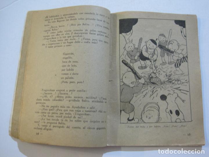 Tebeos: AVENTURAS DE BOLIN Y SU PERRO PATACHIN-BOLITA Y TRAGANIÑOS-EDITORIAL VALENCIANA-VER FOTOS-(K-581) - Foto 10 - 219555340