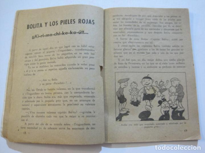 Tebeos: AVENTURAS DE BOLIN Y SU PERRO PATACHIN-BOLITA Y TRAGANIÑOS-EDITORIAL VALENCIANA-VER FOTOS-(K-581) - Foto 11 - 219555340