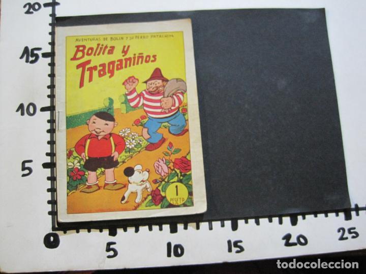 Tebeos: AVENTURAS DE BOLIN Y SU PERRO PATACHIN-BOLITA Y TRAGANIÑOS-EDITORIAL VALENCIANA-VER FOTOS-(K-581) - Foto 21 - 219555340