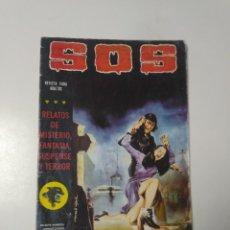 Tebeos: SOS NÚMERO 7 SEGUNDA ÉPOCA EDITORA VALENCIANA 1981. Lote 219644970