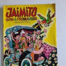 Tebeos: JAIMITO - EXTRA DE PRIMAVERA - EDITORA VALENCIANA - AÑO1969. Lote 219752850
