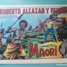 Tebeos: COMIC ROBERTO ALCÁZAR Y PEDRIN. MAORI N°976. Lote 219894017