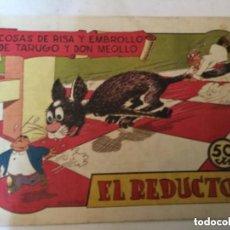 Tebeos: EL REDUCTO- TARUGO Y DON MEOLLO. Lote 220141645