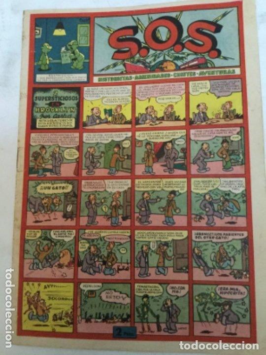 SOS - LOMO REPARADO (Tebeos y Comics - Valenciana - S.O.S)