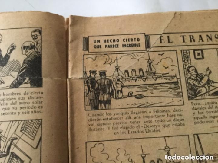 Tebeos: Sos- 1951 - num. 1 - reparado arriba izquierda - Foto 3 - 220143013