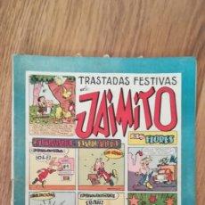 Tebeos: TRASTADAS FESTIVAS DE JAIMITO Nº 113. Lote 220273877