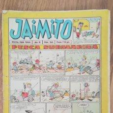 Tebeos: JAIMITO Nº 360 AÑO XI. Lote 220274726