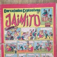 Tebeos: CARCAJADAS EXPLOSIVAS JAIMITO Nº 59. Lote 220275275