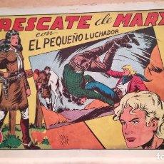 Tebeos: EL RESCATE DE MARY CON EL PEQUEÑO LUCHADOR Nº 73 ORIGINAL VALENCIANA 1945. Lote 220466832
