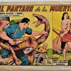 Tebeos: ROBERTO ALCAZAR Y PEDRÍN Nº 572 - EDITORIAL VALENCIANA AÑO 1963. Lote 220519897