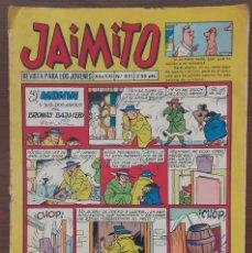 Tebeos: JAIMITO 851. Lote 220671021